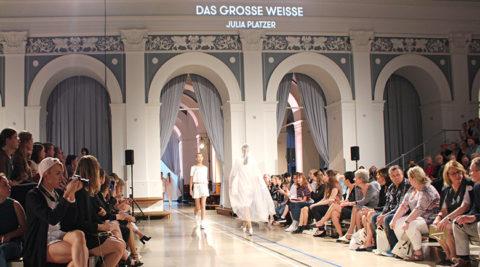 A+ Modenschau 2016 der HAW Hamburg