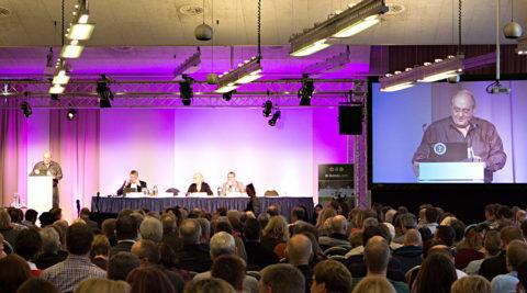 Veranstaltung der Deutschen Telekom