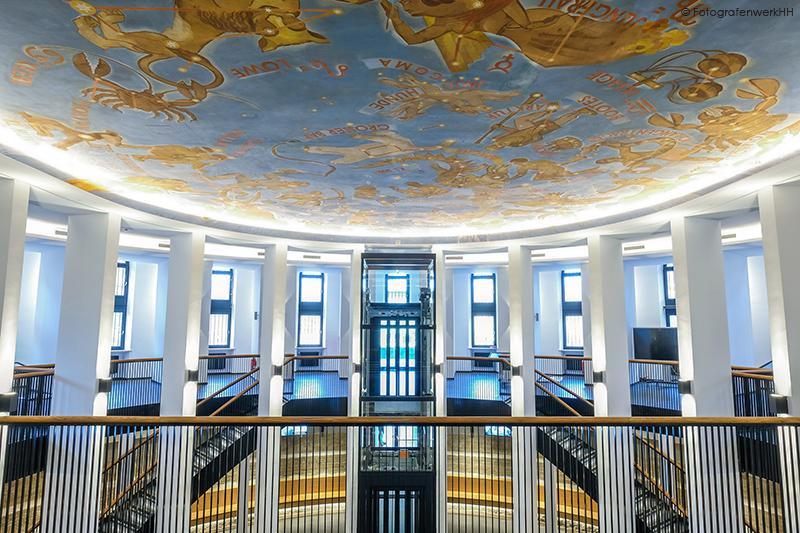 In neuem Glanz: das Planetarium Hamburg