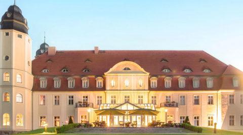Medientechnik im SCHLOSS Hotel Fleesensee