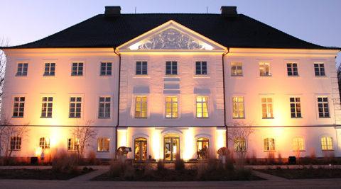 Silvesterstimmung im Schlossgut Groß Schwansee