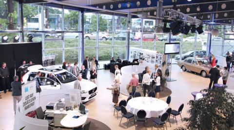 Präsentation des neuen Volvo XC60 bei AutoNova