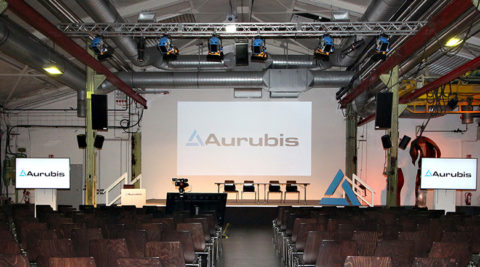 Aurubis Ex Up Meeting in Hamburg