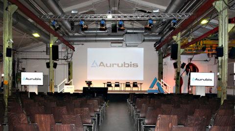 Aurubis Ex Up Meeting in Hamburg