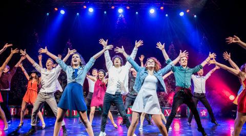 Die große Weihnachtsshow im First Stage Theater