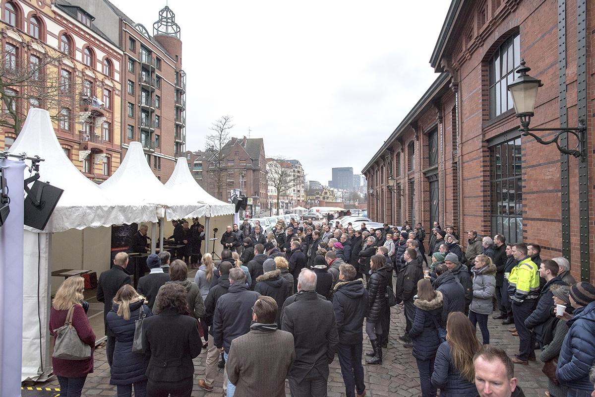 """Volkswagen AG beauftragt Mediasystem mit technischer Gesamtdurchführung bei """"e-Drive Hamburg"""" Event"""