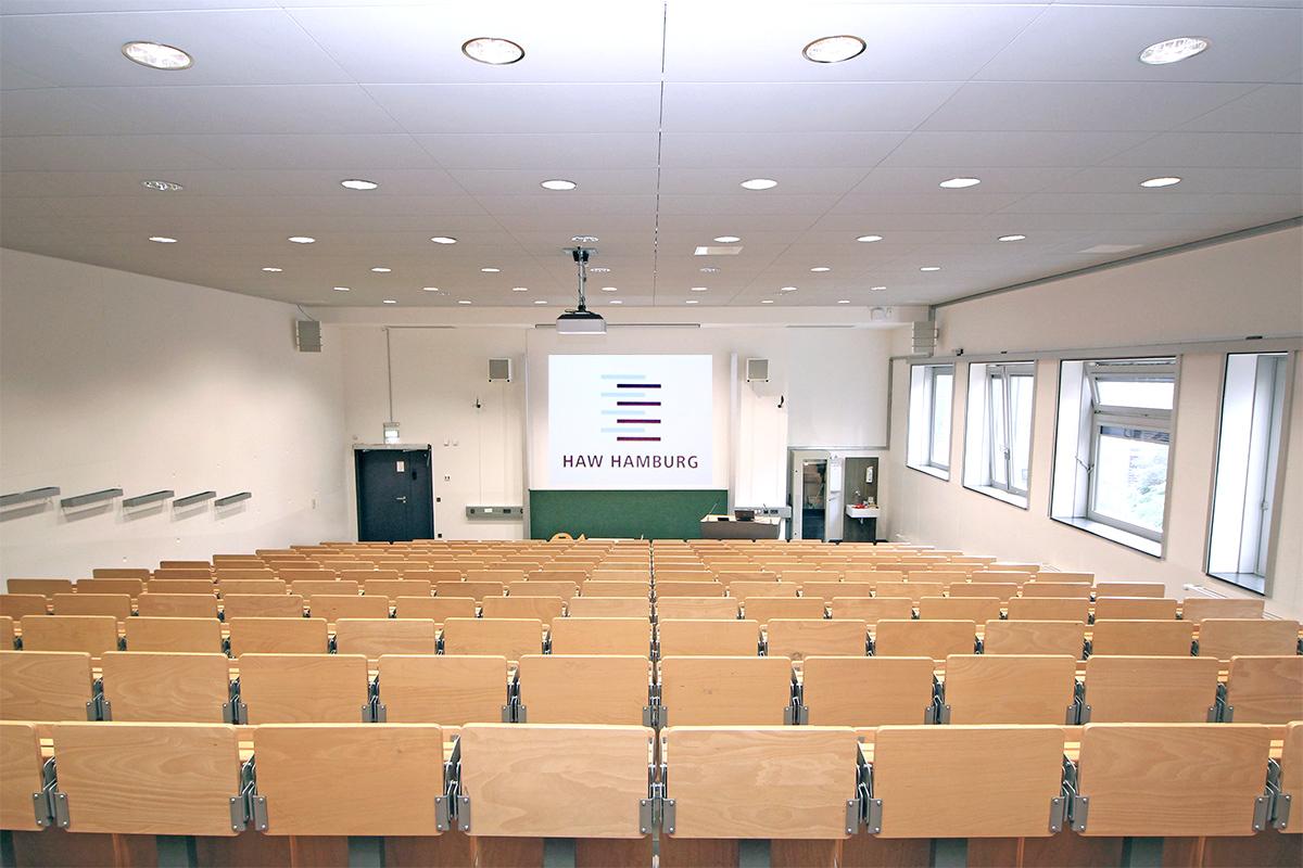 HAW Hamburg legt medientechnische Ausstattung in die Hände von Mediasystem