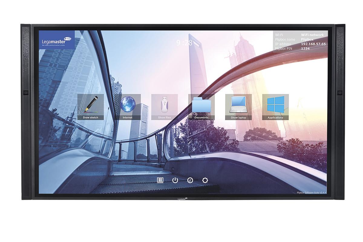 Neuerscheinung: der neue Touchscreen XTX von Legamaster