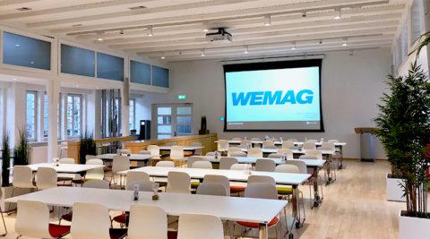 Konferenztechnik und Beschallung für die WEMAG