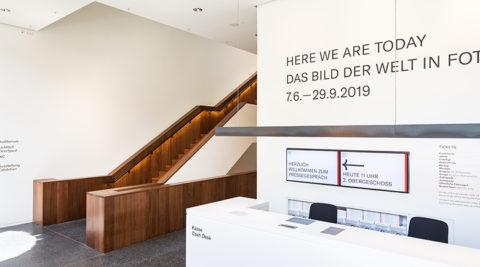 Medientechnik im Bucerius Kunst Forum