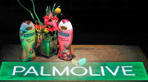 Palmolive Model Night im Club GAGA