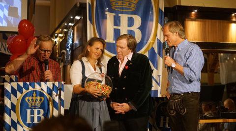 Spendengala im Hofbräu Wirtshaus Speersort