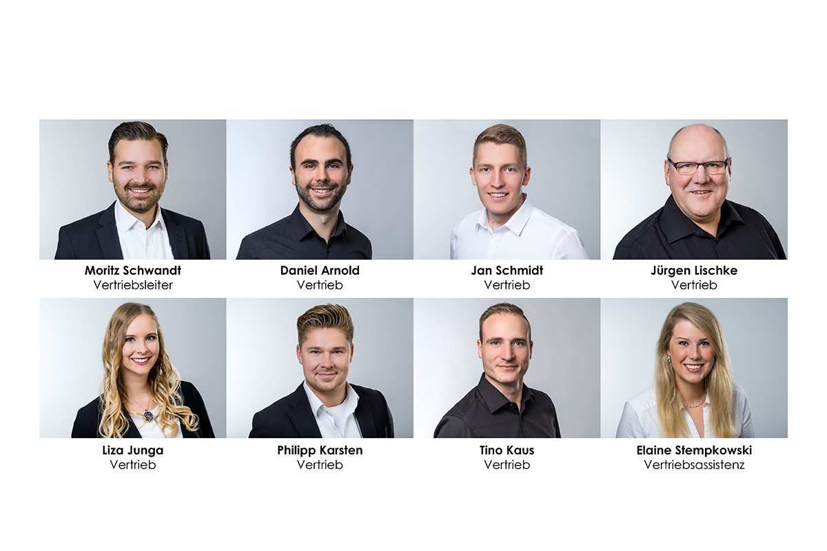 Moritz Schwandt wird Vertriebsleiter