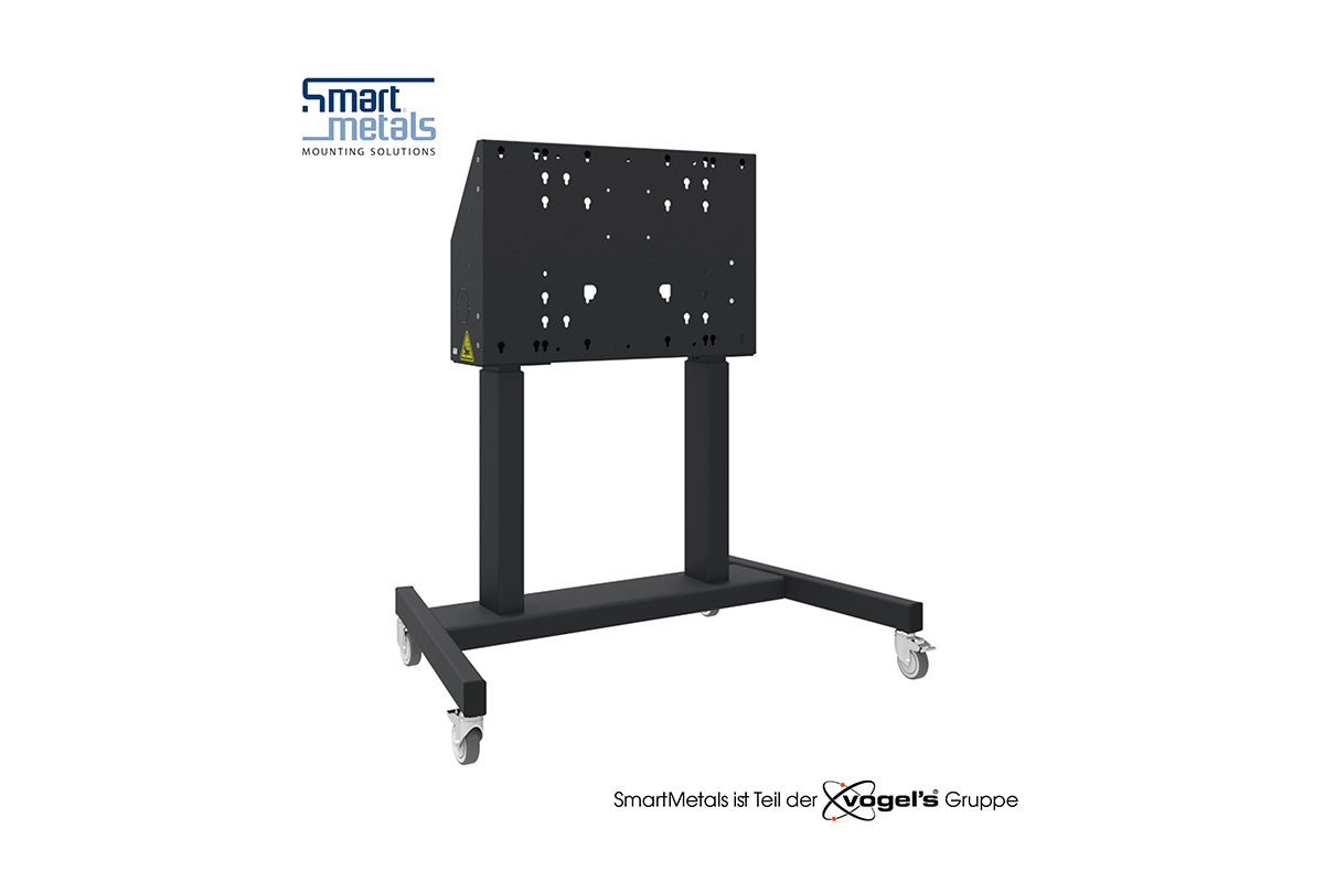 Elegante Lösung: der SmartMetals Bodenlift SMMS 062.7205B