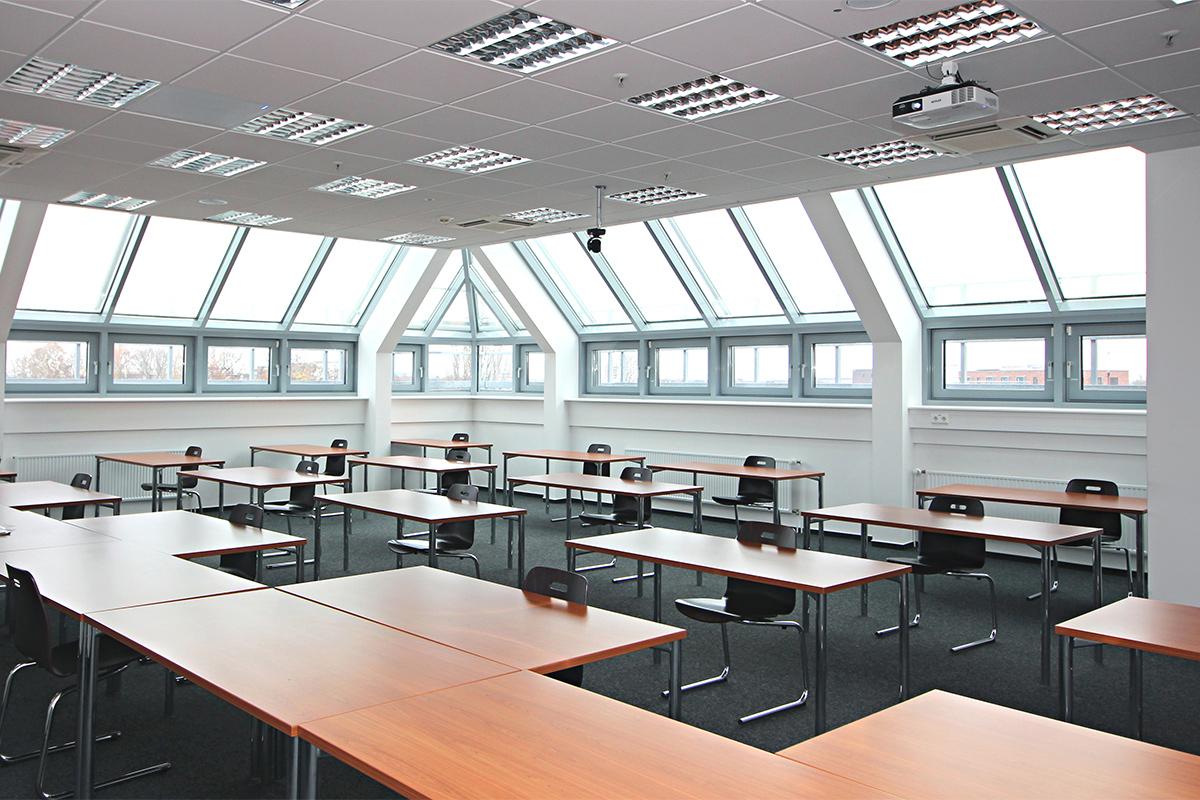 Mediasystem installiert Lösung für den hybriden Unterricht in der Northern Business School