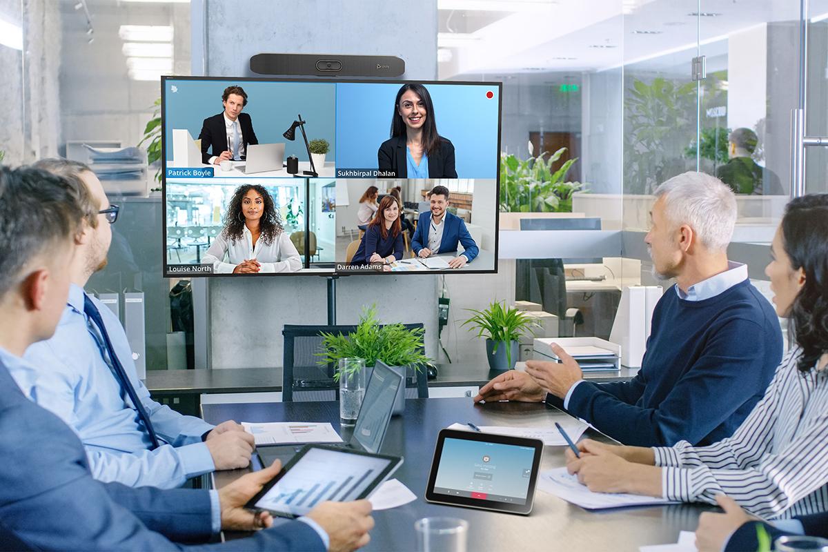 Mediasystem berät Sie zu Audio-Videokonferenzen mit StarLeaf