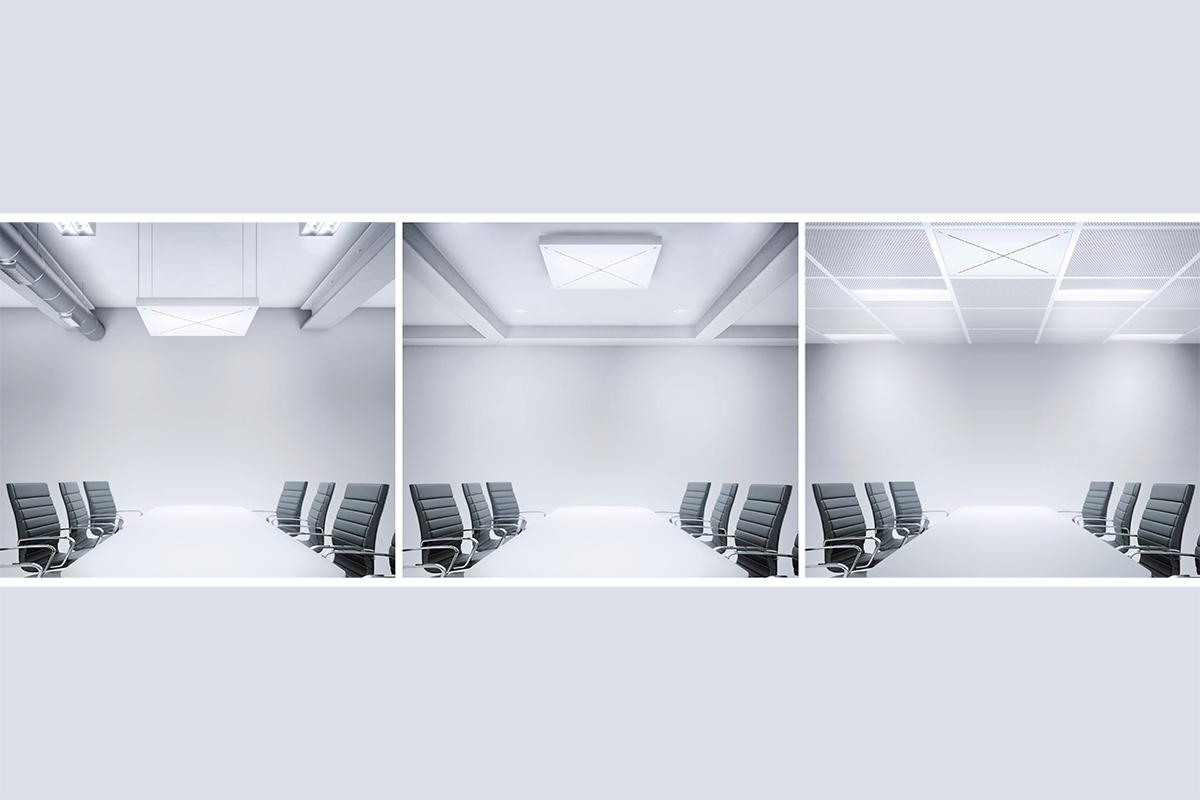 Top-Sprachqualität mit TeamConnect Ceiling 2
