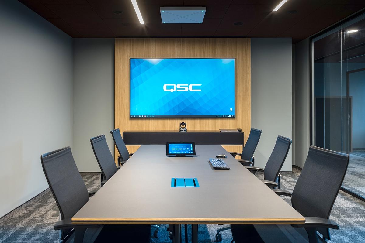 Q-SYS: eine softwarebasierte Plattform für Audio, Video und Steuerung